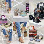 Женская обувь отличного качества! Сабо, босоножки, мюли. Отшив и остатки