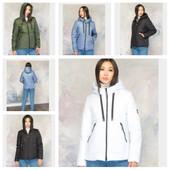 Новинка! Демисезонная куртка женская норма и батал (р.42-64). Украина. Есть обмен и возврат