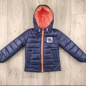 Демисезонные куртки детские