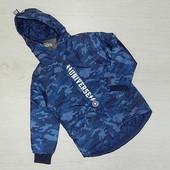 Куртки-ветровки для мальчиков 98-128 рр. Венгрия