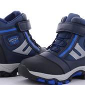 Новинка!!! Зимові черевики для хлопчика 32-37