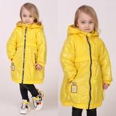 Быстрый Сбор , демисезонная курточка для девочки
