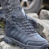 Сп Мужские зимние ботинки, две модели, качество огонь, очень теплие