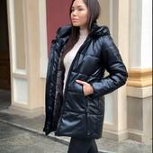 Куртки и пальто Эко-кожа. разные модели