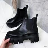 Действительно удобная обувь.Зима,натуральна кожа))