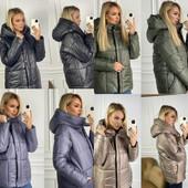 ✨Мега новинка. ✨❄️Куртка-пальто женское зимнее, качество бомба, модель супер. Без сбора ростовки. ❄️