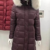"""Пальто, куртка женская зимняя норма, размеры 44-50 """"KING"""""""