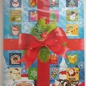 Адвент календарь, отличный подарок на Новый год. Николая и Рождество!!!