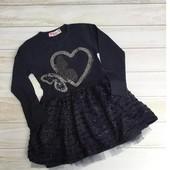 Детское платье Турция 3-7лет