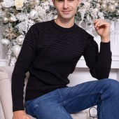 Зимние свитера с шерстью и свитшоты для мужчин!