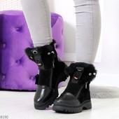 Пополнение зимней коллекции женской обуви,сбор и остатки