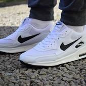 Кросівки чоловічі Nike air max 90 , Nike air force 1