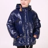 Ликвидация , Быстрый сбор, демисезонные курточки для девочек 122-158 рост