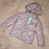 Демисезонные куртки для девочек и мальчиков
