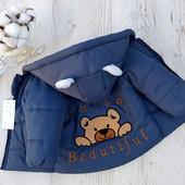 Новинки! Демисезонные детские куртки для мальчиков и девочек
