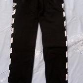 Спортивные мужские штаны (джоггеры) Off White трехнить на флисе