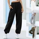 Новинка!!!Стильные спортивные штанишки джогеры!!!В цветах,в размерах