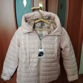 Демисезонная куртка 42-44, 46-48, 50-52, 54-56
