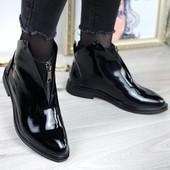 Сп ботинки деми, шикарние
