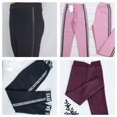 Весенние детские лосины и подростковые штаны для девочек