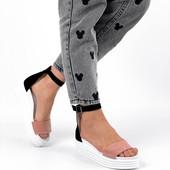 Босоножки сандали шлепки натуральная кожа