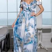 Платье женское. Лето 2021. Большие розмера.