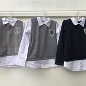 Стильные и нарядные блузки и рубашки от 89 грн!!.