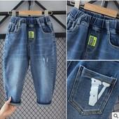 Стильные джинсы на девочек и мальчиков,сбор, есть остатки