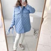 Рубашки пальто стёганая и кашемир
