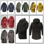 Зимние куртки для мальчиков, р.110-134, 128-158