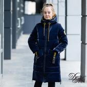 Шикарная зима для девочек 2021/2022
