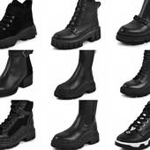 Ботинки осень- зима кожа. Женская, мужская, детская обувь