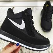Дутики * Стильные зимние женские ботинки - кроссовки, р.36 -41