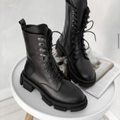 женские ботиночки новинки красивые