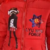❄️Дитяча куртка-пальто❄️ЗИМА❄️