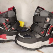 Термо ботинки Том.М 27-32р. Остатки в наличии+ новый сбор